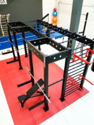 Cross Fit Rack Elite